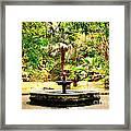 Terra Nostra Park Framed Print