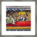 8 Ball And Beer Framed Print