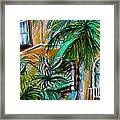 A Hotel In Sorrento Italy Framed Print