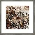 Abolition Of Slavery, 1794 Framed Print