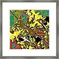 Abstract 216 Framed Print