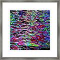Abstract 240  Framed Print