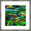 Abstract 241 Framed Print