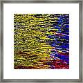 Abstract 398 Framed Print