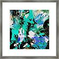 Abstract 690506 Framed Print