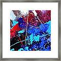 Abstract 71001 Framed Print