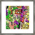 Abstract 765 Framed Print