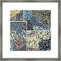 Abstract Fusion 111 Framed Print