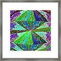 Abstract Fusion 129 Framed Print
