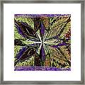 Abstract Fusion 145 Framed Print