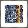 Abstract Fusion 152 Framed Print