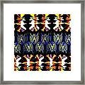Abstract Fusion 156  Framed Print
