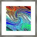 Abstract Fusion 159 Framed Print