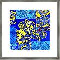 Abstract Fusion 22 Framed Print