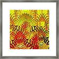 Abstract Fusion 23 Framed Print