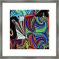 Abstract Fusion 37 Framed Print
