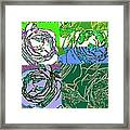 Abstract Fusion 42 Framed Print