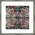 Abstract Fusion 68 Framed Print