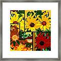 Abstract Fusion 99 Framed Print