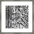 Abstract Print Framed Print