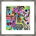Abstract Urban 15 Framed Print