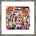 Abstract205 Framed Print