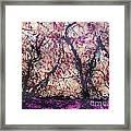 Afri-spiritus Sembler Framed Print
