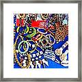African Dreams Framed Print