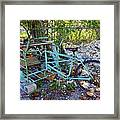 All Worked Out Framed Print