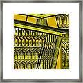 Architectural 122 Framed Print