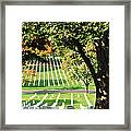 Arlington National Cemetery In The Fall  Framed Print