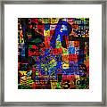 Art 5 Framed Print