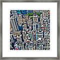 Art Deco New York City Framed Print