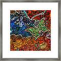 ART Therapy Framed Print
