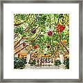 Atrium At The Wynn 2 Framed Print