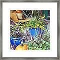 Autumn At The Museum Framed Print