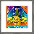 Autumn Greetings Framed Print