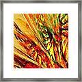 Autumn Sunshine Series-2 Framed Print