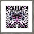 Baboon Eyes Framed Print