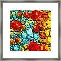 Bacteria 4 Framed Print