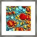 Bacteria 5 Framed Print