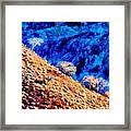 Baja California Coast - Sea Of Cortez Framed Print