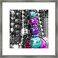 Baubles Bangles And Beads Framed Print