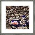 Being English Framed Print