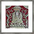 Bhagwan Mahaveer Framed Print