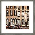 Bikers Rest Framed Print