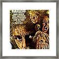 Black Sabbath, Aka Las Tres Caras Del Framed Print by Everett