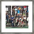 Blackfeet Pow Wow 01 Framed Print