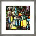 Board Game_thirtysix Framed Print