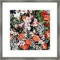 Bouquet Beauty Framed Print
